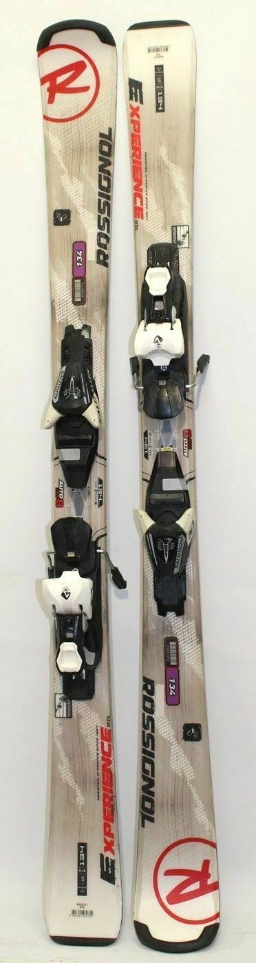 Rossignol  Experience RTL Skis - 134 cm Used  novelty items