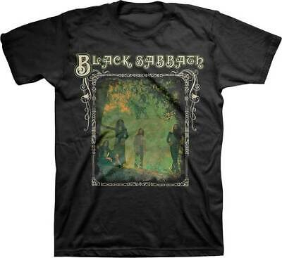 New Black Sabbath Sabotage Vintage Album Ozzy Shirt badhabitmerch SML-2XL