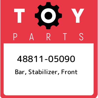Toyota 48811-47050 Stabilizer Bar