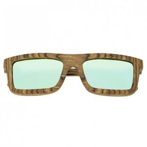 2019c4699a Image is loading Spectrum-Burrow-Wood -Polarized-Green-Lens-Unisex-Sunglasses-