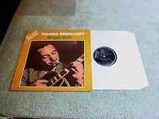 DJANGO REINHARDT Django's castle RCA LP Mono CL 70907!