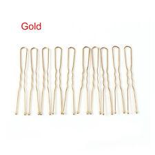 Women Girl Cute Golden Bee Hair Clips Hairpin Barrette Bobby Hair Pins 2pcs ♫