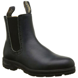 blundstone 1441 leather chelsea ankle casual slipon