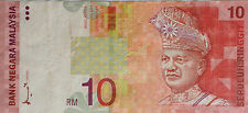 RM10 Ahmad Don side sign Note AM 1135451 (minor torn)