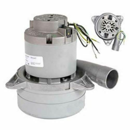 AMETEK LAMB 117502-12 DUCTED VACUUM CLEANER MOTOR FOR VOLTA E600A
