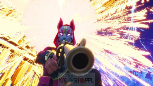 Fortnite User Technics Poster 42x24 Cm Videogame Videojuego Fortnite Drift Battle Royale Cartel 06 Carteles Y Posters