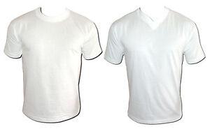 d625e384925ae0 12er Pack weißes T-Shirt weiße Herren Damen Classic T-Shirts S bis ...