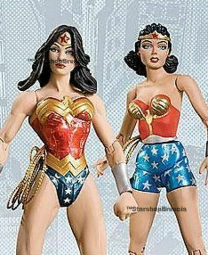 DC ORIGINS - Wonder Woman serie 2 Collector Wirkung Figure 2-Verpackung Dc Direct
