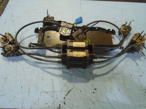 Land Rover Discovery 1 300 tdi ou V8 Set of Front Electric Seat motors disques