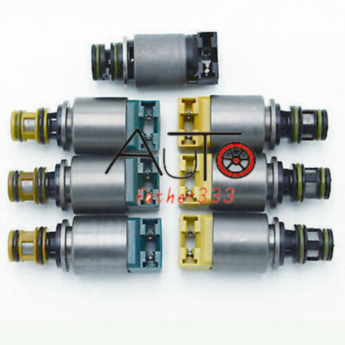 Transmission Solenoids 6HP19 6HP26 6HP32 For BMW X3 X5 Audi A6 A8 Q7 1068298045
