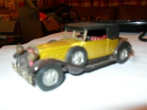 MATCHBOX-MODELS-OF-YESTERYEAR-LOOSE-Y-15-1930-Packard-Victoria-1969-LESNEY