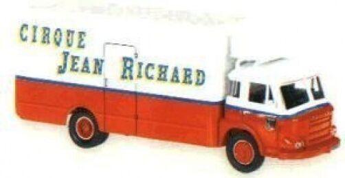 CORGI FRENCH HERITAGE Saviem JL20 Cirque Jean Richard - EX70908