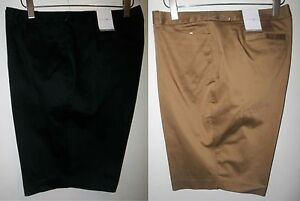 Short Fashion nuovi 1 Ladies Black Nwt Taglia 2 con Tan Shorts 26 paia etichette 6Yx5wA0q