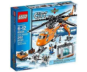 Lego City 60034: Hélicrane arctique 696542201977