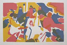 """Wassily Kandinsky """"Orientalisches"""" Holzschnitt 1911 """"Klänge"""" Oriental Klaenge"""
