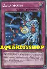 Yu-Gi-Oh Zona Sicura AP08-IT026 Comune ITA Promo Safe Zone Astral Pack 8 Nuovo