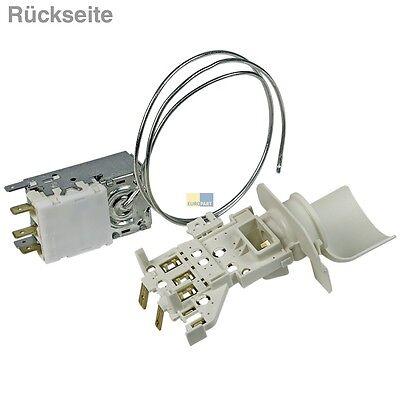 Enthusiastic Ersatzthermostat Termostato Ranco K59-s1899 Incl Otros Adaptador Para A13-0584 A Great Variety Of Goods Electrodomésticos