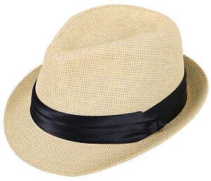 efd4b5a033dbc Classic Men Women Summer Outdoor Beach Sun Straw Hat Cap Panama ...
