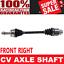FRONT RIGHT CV Axle Shaft For MITSUBISHI LANCER 03-06 Evolution