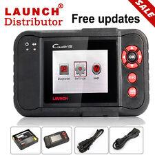 Launch Creader VII+ Diagnostic Scanner Code Reader Engine Transmission ABS SRS