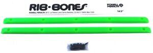 Adaptable Powell Peralta Rib-bones Side Rails Lime Green (vert Lime)