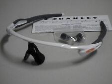 dd9aaa6288 artículo 1 Oakley Radar Ev (Sendero Pitch ) Blanco Pulido Gafas de Sol  Marco Solo Oo9208-16 -Oakley Radar Ev (Sendero Pitch ) Blanco Pulido Gafas  de Sol ...