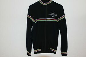 Pro-Cycling-Light-Winter-Training-Jacket-Sweater-Campagnolo-Small-Medium