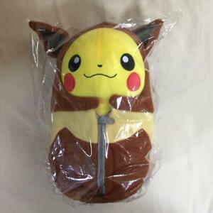 Pokemon-Pikachu-Kuji-Sleeping-BagNebukuro-Collection-C-Eevee-Eievui-Plush-doll