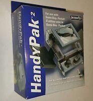 Game Boy Pocket Handy Pak 2 Magnifier + Light + Speakers + Joystick Adapter