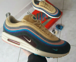 ebd0be2ea1fcf Sean Wotherspoon Nike Air Max 1/97 Size: EU 43- UK 8.5 - US 9.5 ...