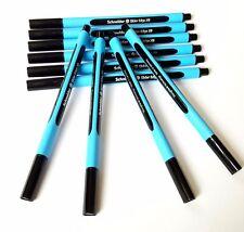 Schneider Slider Edge XB Triangular Handwriting Pens ** BLACK ** Pack Of 10 **