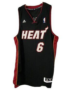 Lebron James Miami Heat Jersey Vintage Adidas Sz Medium Floridians | eBay