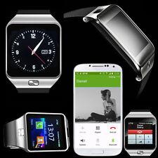 Fashion Smart Bluetooth Wrist Clock Watch For Apple IOS iPhone 5 5s 6 6s 7 Plus