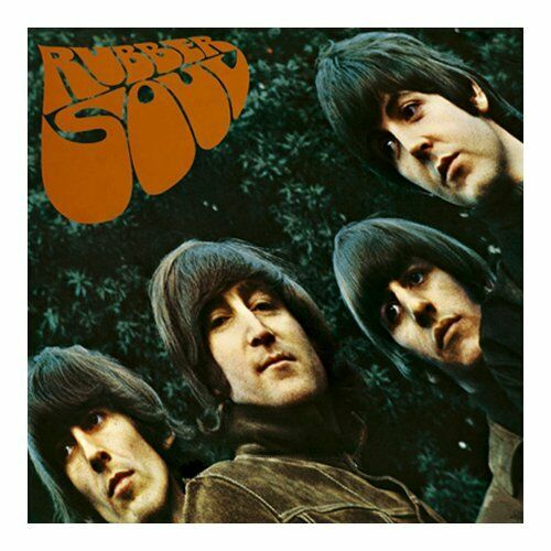 The Beatles Rubber Soul Greeting Birthday Card Any Occasion Album