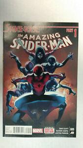 AMAZING-SPIDER-MAN-9-1st-Printing-Spider-Verse-2015-Marvel-Comics