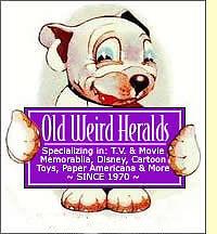 Old Weird Herald's Nostalgia