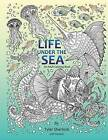 Life Under the Sea: Left-Handed Coloring Book by Tyler Sherlock (Paperback / softback, 2015)