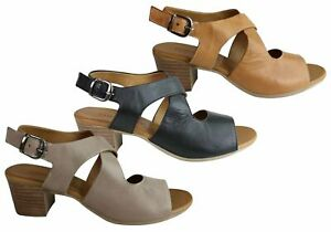 Brand-New-Orizonte-Kirsty-Womens-European-Comfortable-Leather-Mid-Heel-Sandals