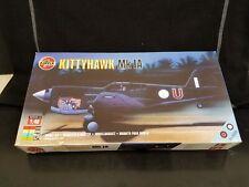 1/48 Airfix P-40 Kittyhawk MK 1a Ia Warhawk Tiger Plastic Scale Model Kit