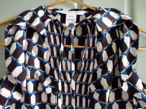 Glass Berit Martini Womens Furstenberg Small seta 100 Diane Dress Von 4 Dvf UvwcW8q4W