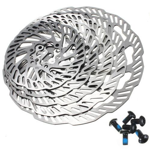 140 Mountain Bike Bicycle Disc Brake Rotors,120 With 160 180 203mm