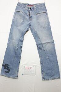 Levi-039-s-engineered-679-boyfriend-jeans-usato-Cod-J420-Tg-42-W28-L32