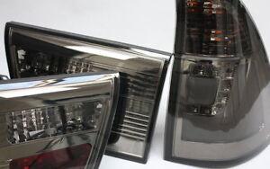 LED Béquille Feux Arrière Feux Arrière Kit BMW E53 X5 1999-2003 Noir Fumee