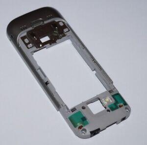 Original-Nokia-C5-00-Mittelgehaeuse-Middle-Cover-Housing-Silber-silver