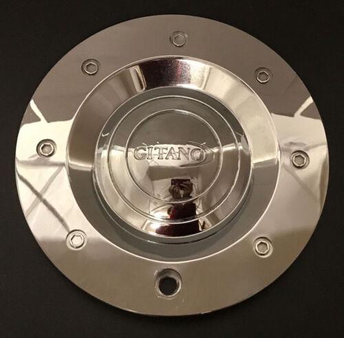 Aftermarket Custom Gitano G-50 Chrome Wheel Center Hub Cap C251-2 G50