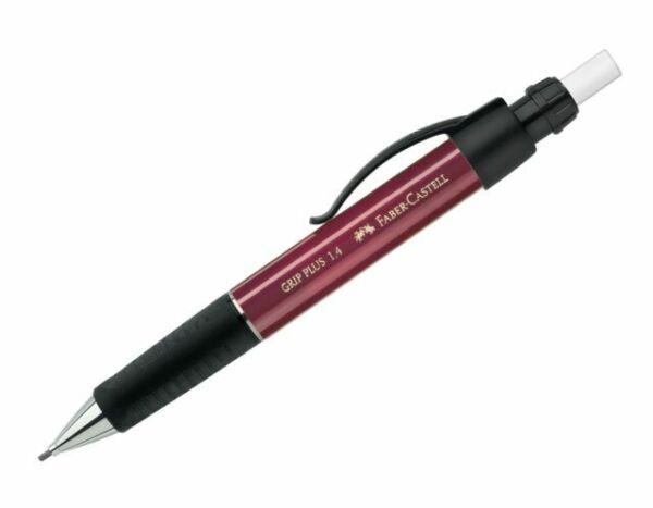 fabercastell mechanical pencil grip plus 14mm metallic