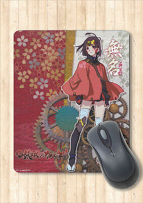 Mouse Pad Mumei from Kabaneri of the Iron Fortress by Cabinet Japan +