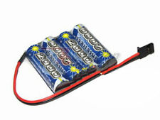 Intellect Battery IB-20004F2 2000mAh 2A 4.8v Receiver Pack RX RC Radio Control