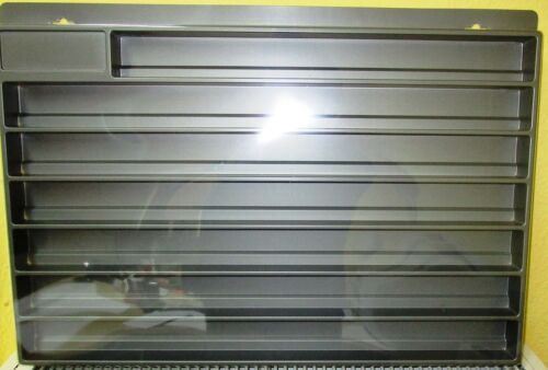 Herpa 029711 LKW Schaukasten Eurolänge silber 64,5 cm x 45 cm x 3,5 cm NEU OVP