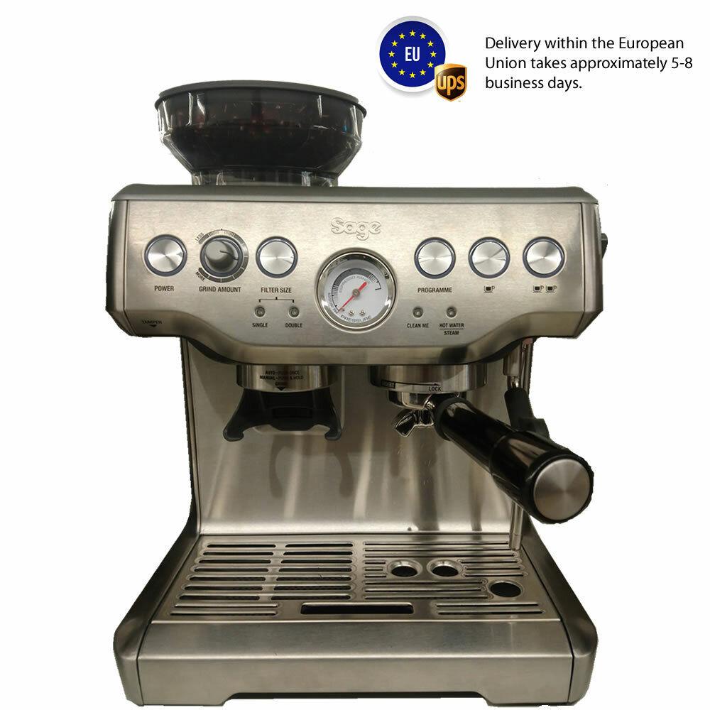 Sage Barista Express silver Espresso Machine NEW !!!